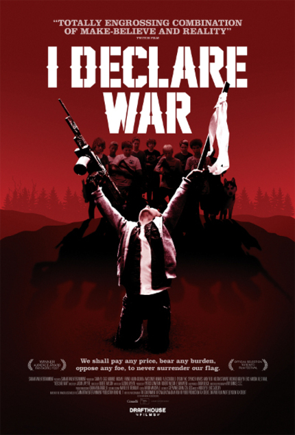 Final I DECLARE WAR Trailer Brings The Bombast!