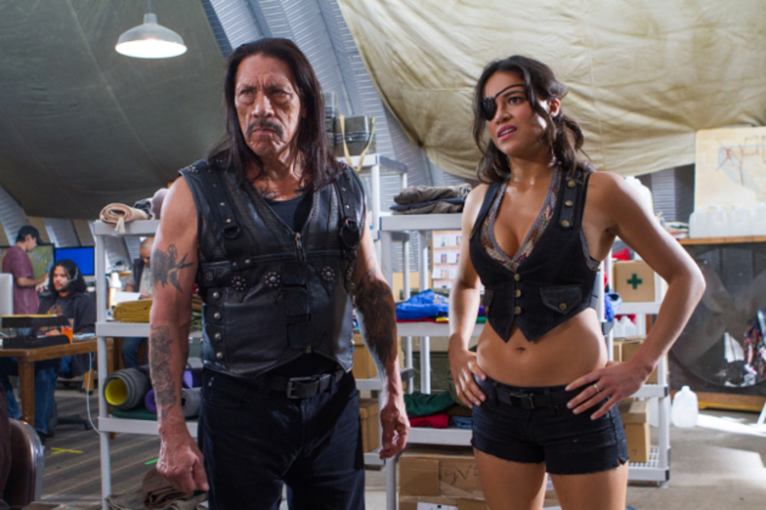 World Premiere of MACHETE KILLS To Open Fantastic Fest 2013