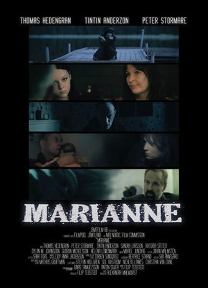 Horror Fave MARIANNE Now Available Worldwide On VOD