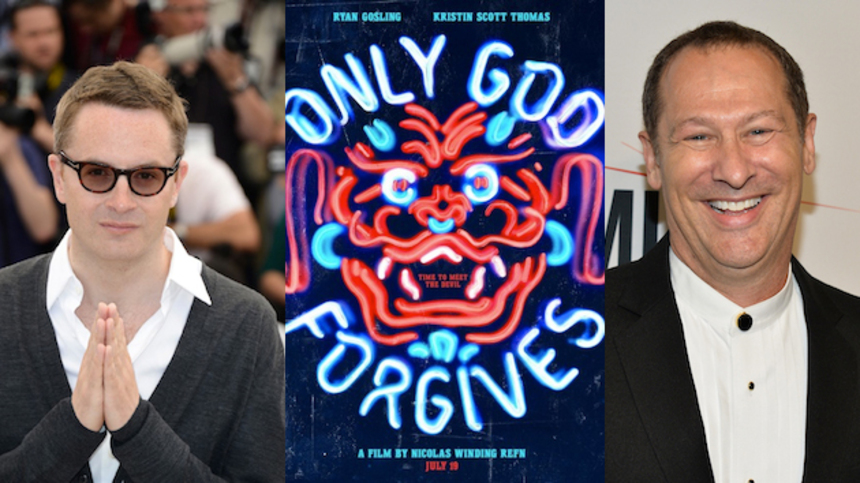 """Ask Not What Art Is, But What It Is Not"": Nicolas Winding Refn And Cliff Martinez On ONLY GOD FORGIVES"