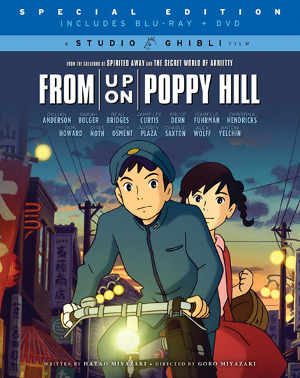 Win A Copy Of Studio Ghibli's FROM UP ON POPPY HILL On DVD And Blu-ray!