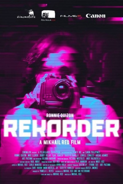 Cinemalaya 2013 Review: Mikhail Red's REKORDER Is An Enthralling Exploration Of A Media-Addicted Society