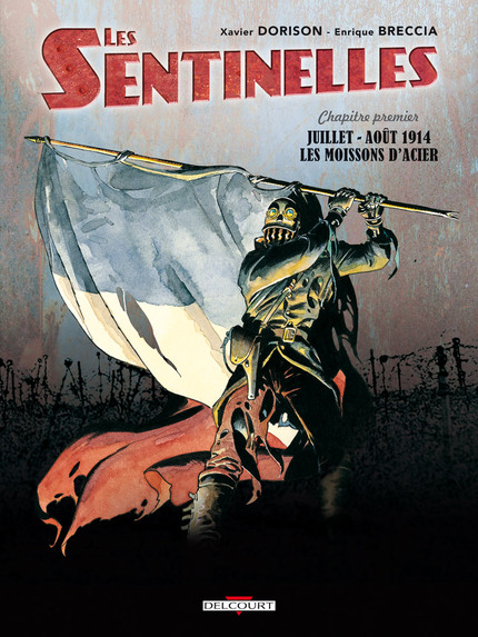 Julien Mokrani And Alex Aja Bringing Graphic Novel LES SENTINELLES To The Big Screen