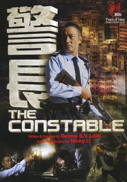 Who Needs Words When Dennis Law's THE CONSTABLE Has Plenty Of Guns And Knives?