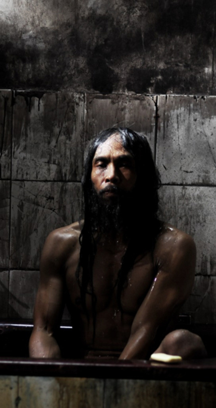 Mad Dog May Be Dead But Check Out Yayan Ruhian As Prakoso In THE RAID 2