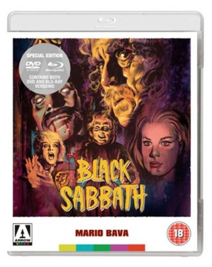 Now On Blu-ray: Arrow Video Dominates 2013, Mario Bava, FOXY BROWN, BLOW OUT, MOTEL HELL, SPIDER BABY