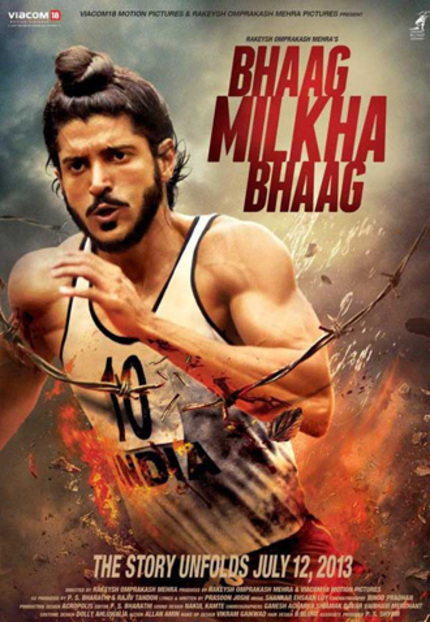 Review: BHAAG MILKHA BHAAG Takes A Run At Glory, Stumbles, Still Wins