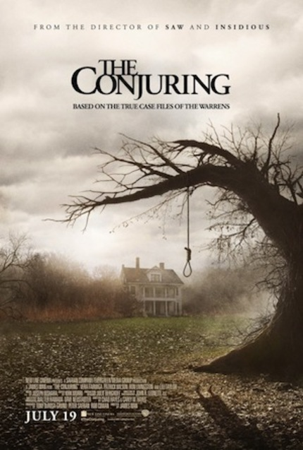 Hey, Chicago! Wanna See THE CONJURING For FREE This Monday?