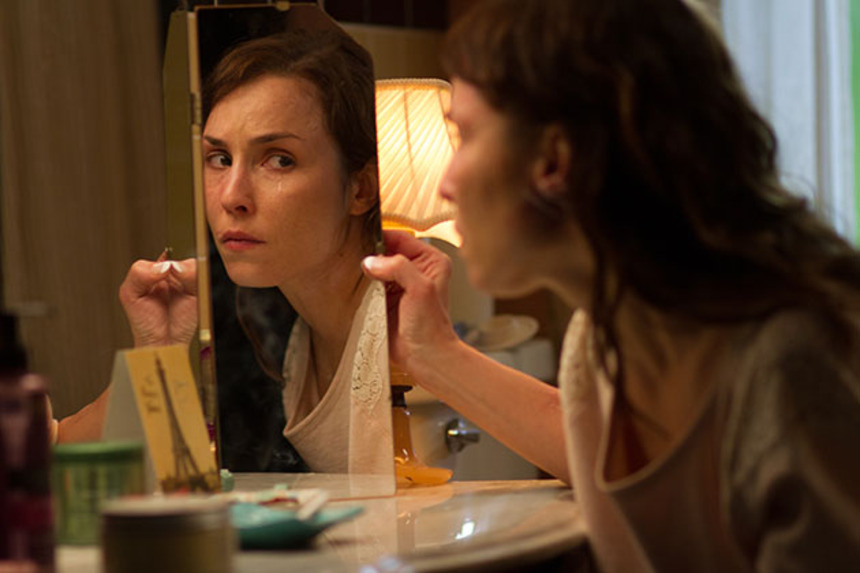 Exclusive Clip: Noomi Rapace Discusses Her DEAD MAN DOWN Character's Figurative And Real Scars