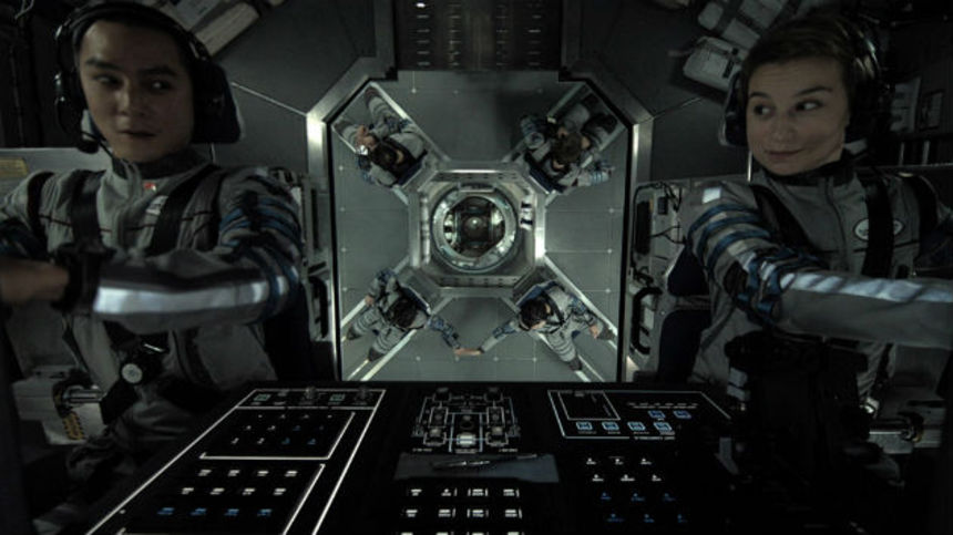 Review: EUROPA REPORT Takes An Enjoyable Journey Into Deep Space