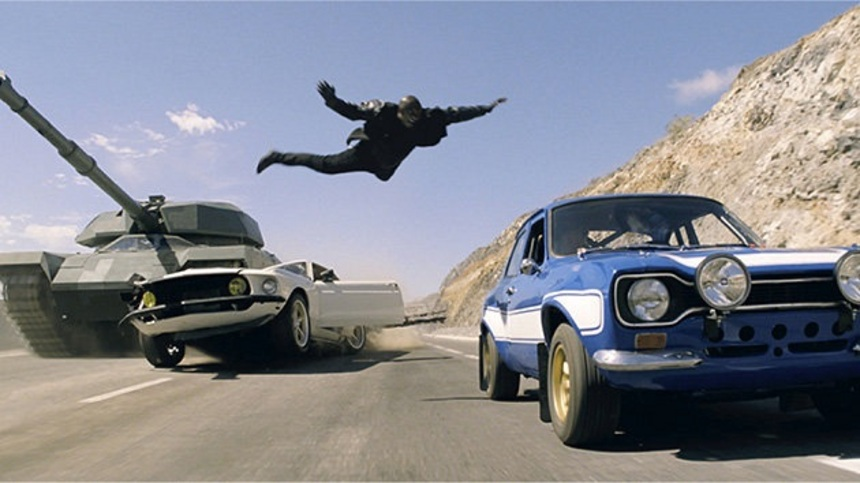 China Box Office: FAST & FURIOUS 6 Speeds Into Pole Position