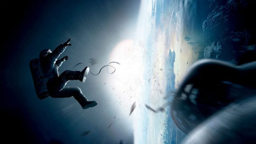 Oops! GRAVITY Trailer Detaches From Reality