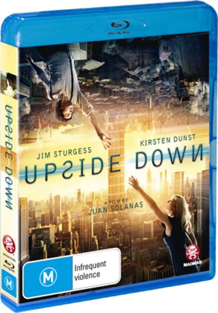 Hey Australia, Win Sci-Fi Romance UPSIDE DOWN On DVD Or Blu-ray!