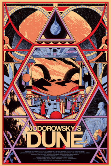Fantastic Fest 2013: JODOROWSKY'S DUNE Wins Audience Award, THE DIRTIES, THE CONGRESS, and  AFFLICTED Also Cited