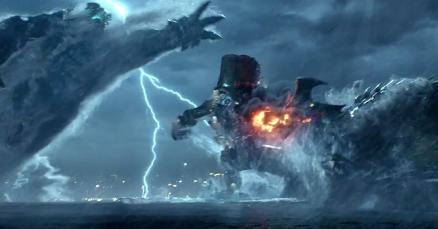Korean Box Office: PACIFIC RIM Cashes in on Korea's Robot-philia