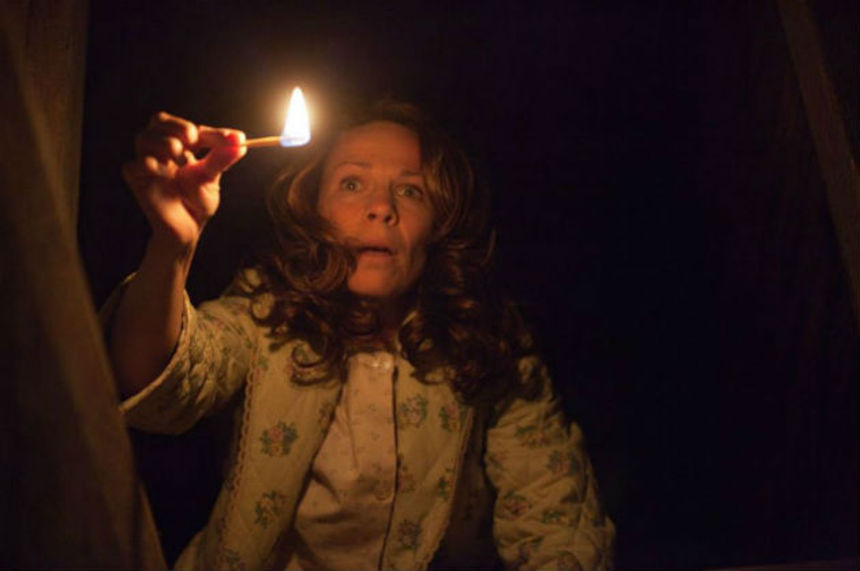 Review: THE CONJURING Will Scare You, Not Scar You