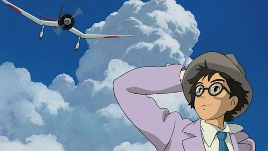 North American Trailer for THE WIND RISES Leaves Us Adrift