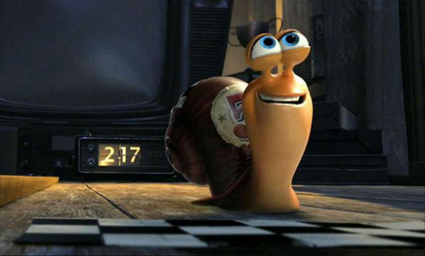 Review: TURBO - Go, Go, Snail Racer!