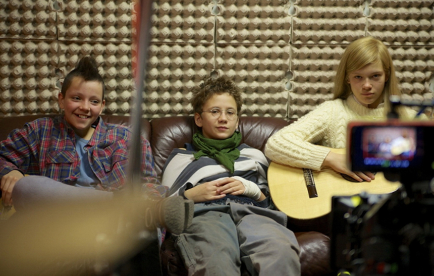 Young Punks In Love In First Trailer For Lukas Moodysson's WE ARE THE BEST
