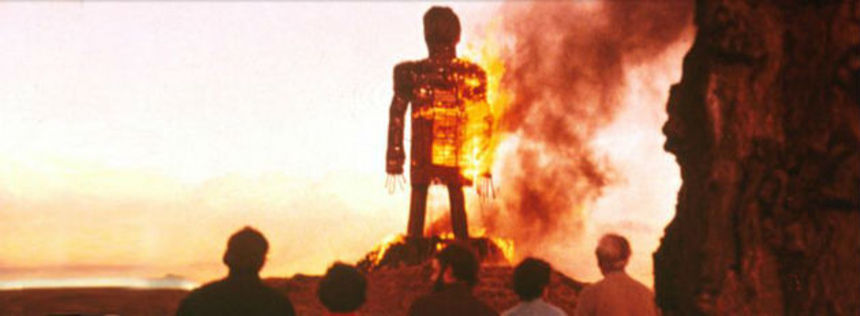Unearthed! THE WICKER MAN: THE FINAL CUT Promises Robin Hardy's Original Vision