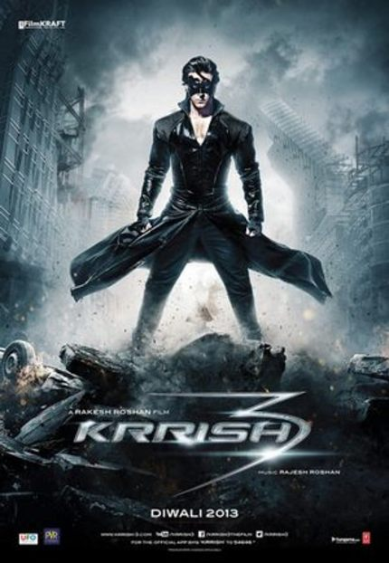 Check Out The Trailer For KRRISH 3, Bollywood's First Superhero Franchise