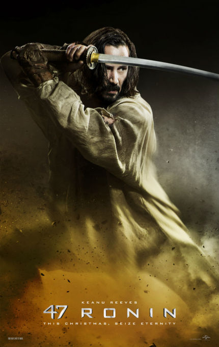 Watch The Japanese Teaser For Keanu Reeves' Starrer 47 RONIN