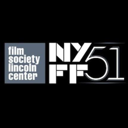The 51st New York Film Festival Announces Main Slate
