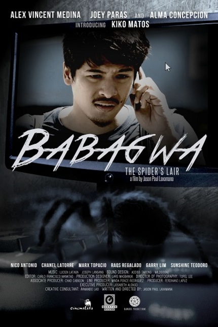 Cinemalaya 2013 Review: Jason Paul Laxamana's BABAGWA (THE SPIDER'S LAIR) Is a Thrilling Look Into the Sordid Lives of Facebook Scammers