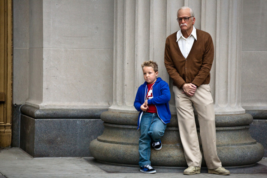 BAD GRANDPA Corrupts The Youth Of America In First Trailer