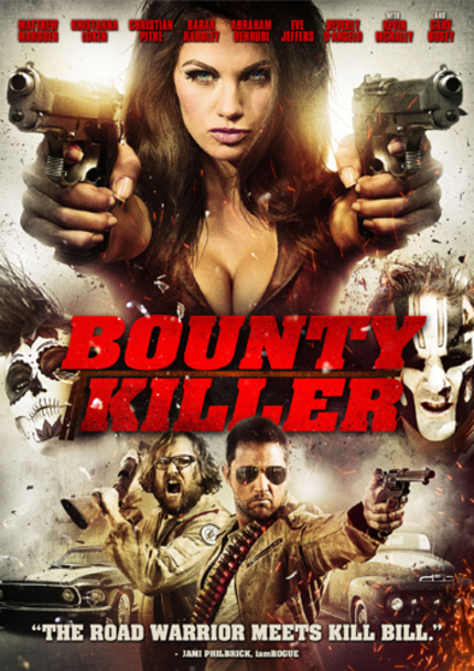 Watch An Exclusive Clip From BOUNTY KILLER!