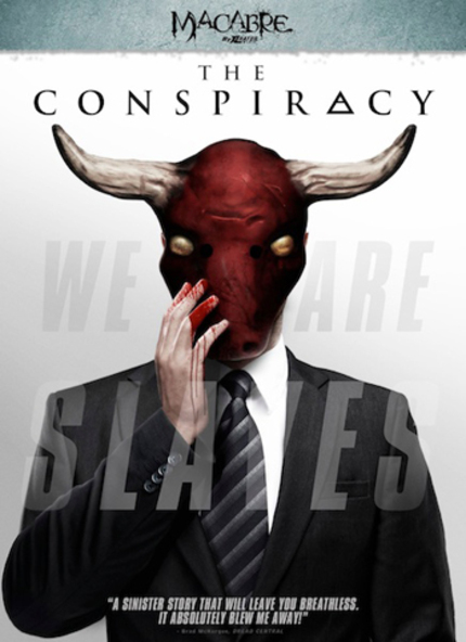 Watch An Exclusive Clip From THE CONSPIRACY