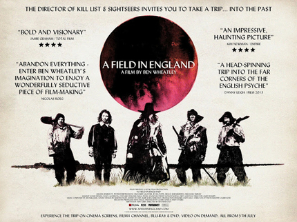 Ben Wheatley Talks A FIELD IN ENGLAND, Destiny, And His Characters