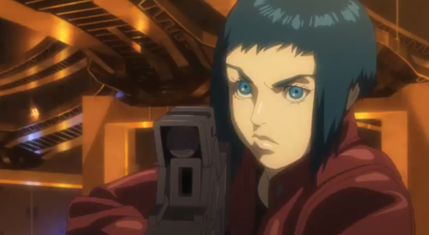 Watch The Full Trailer For GHOST IN THE SHELL ARISE: BORDER 2, GHOST WHISPERS