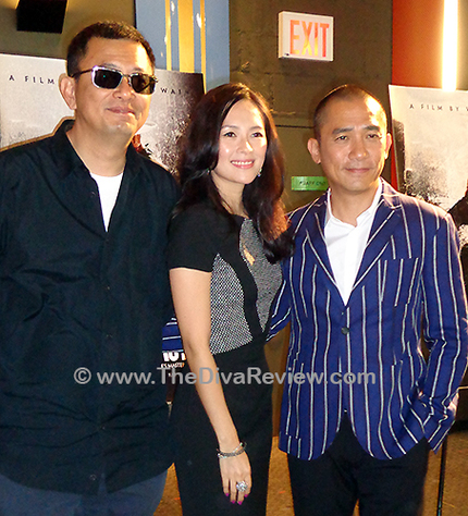Interview: Wong Kar-Wai, Tony Leung And Zhang Ziyi Talk THE GRANDMASTER