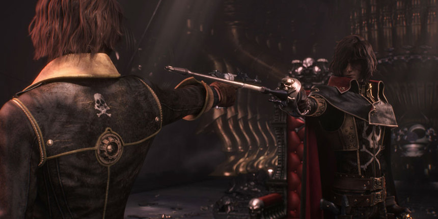 Venice 2013: Watch An Exclusive Clip From HARLOCK: SPACE PIRATE 3D