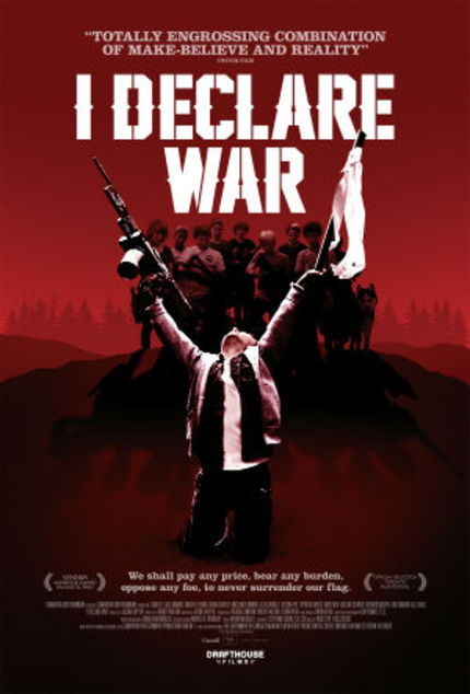 Review: I DECLARE WAR, Kids Battling Kids Is Both Nostalgic And Revealing