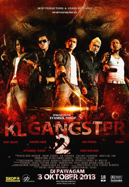 KL GANGSTER 2 Wants To Be Malaysia's Biggest, Glossiest Action Film Ever. And The Trailer Says They've Succeeded.