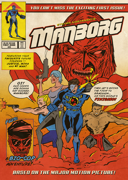 MANBORG Will Fight Again On The Printed Page!