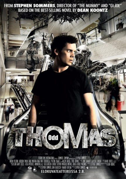 Frightfest 2013 Review: ODD THOMAS Panders To The Geek Crowd
