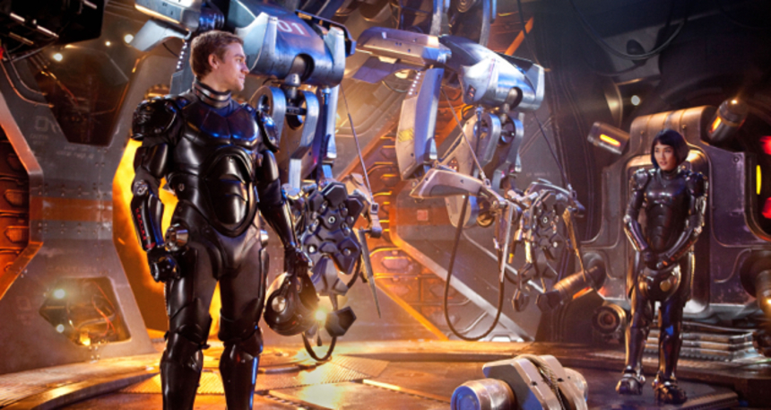 Del Toro Cancels The Apocalypse Once More. PACIFIC RIM 2 Slated For April 2017!