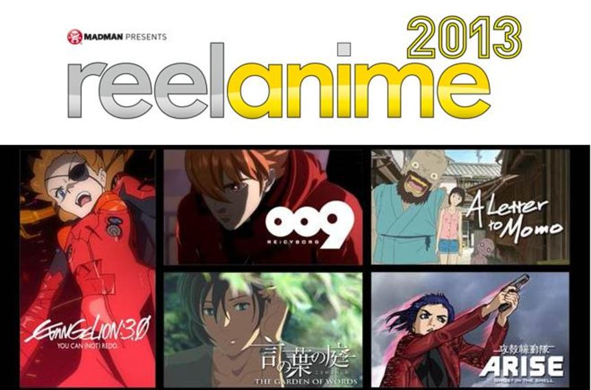 Reel Anime 2013: Everything You Need To Know