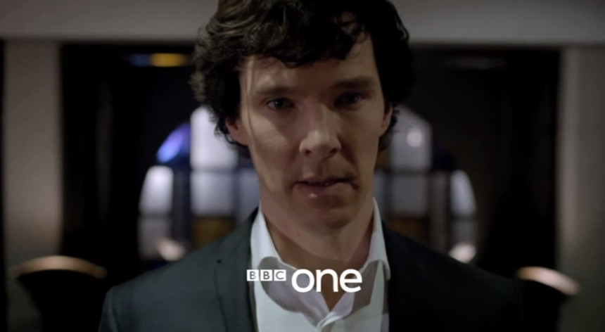 The Detective Returns In SHERLOCK Series Three Teaser