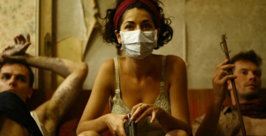 Frightfest 2013 Review: THE DESERT is an Intense Post-Apocalypse Love Story