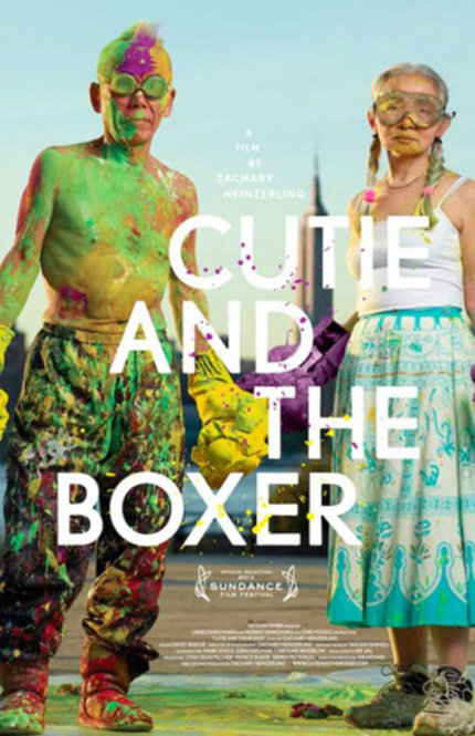 Watch Exclusive Clip From CUTIE AND THE BOXER: A Unique Documentary On Love And Art
