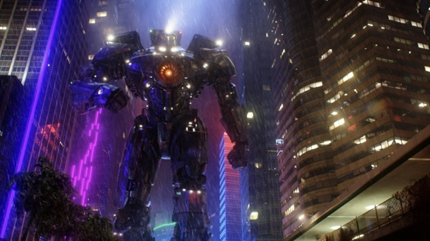 China Box Office: PACIFIC RIM Scores Giant Opening For Warners