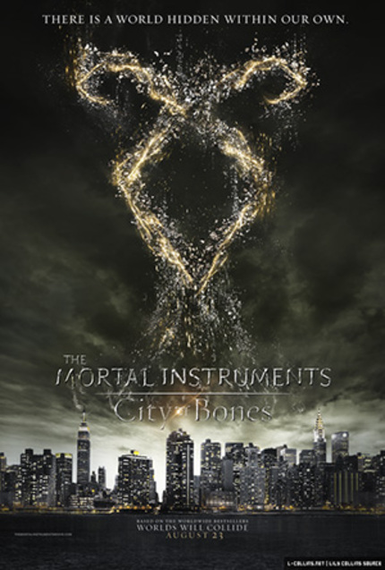 Review: THE MORTAL INSTRUMENTS: CITY OF BONES Knows Its Audience