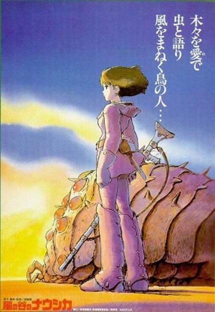 Miyazaki Happy For EVANGELION Creator To Direct NAUSICAA 2