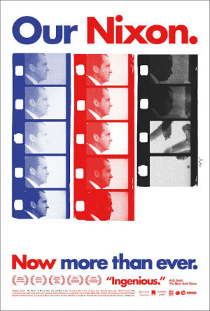 Review: OUR NIXON Offers A Rare Glimpse Into A President's Soul