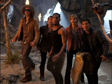 Review: PERCY JACKSON: SEA OF MONSTERS Lacks Personality