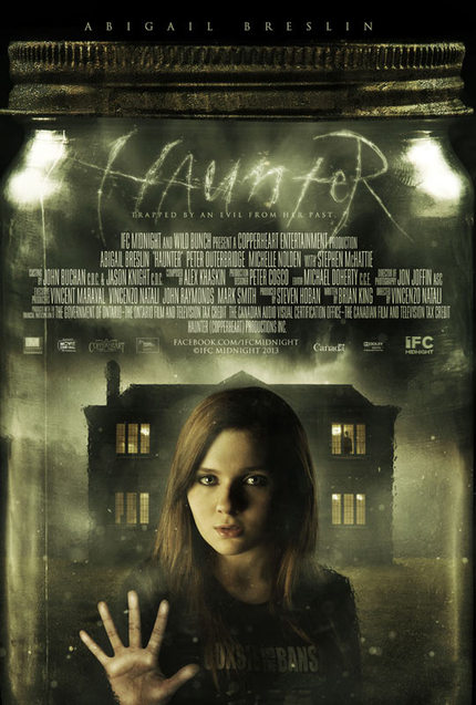 Check The Trailer For Vincenzo Natali's HAUNTER